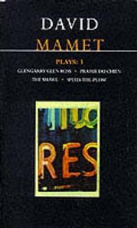 Plays 3 - David Mamet