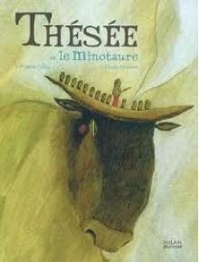 Thésée Et Le Minotaure (French Edition) - Christine Palluy, Élodie Nouhen