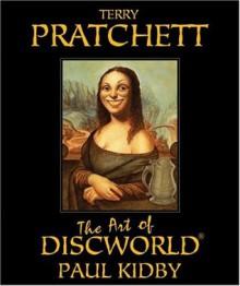 The Art of Discworld - Terry Pratchett, Paul Kidby