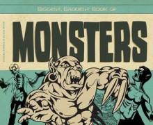 Biggest, Baddest Book of Monsters - Anders Hanson,Elissa Mann