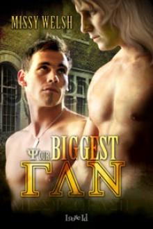Your Biggest FAN (Greek's Invented Love #1) - Missy Welsh