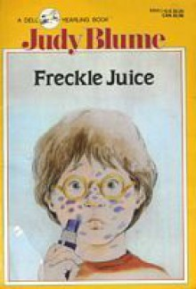 Freckle Juice-With Book (Audio) - Judy Blume