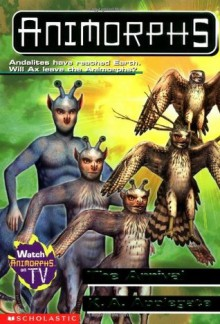 Animorphs #38: The Arrival - K.A. Applegate
