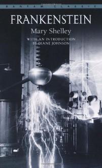 Frankenstein - Diane Johnson, Mary Shelley