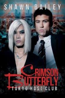 Crimson Butterfly - Shawn Bailey