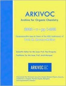 Arkivoc 2002 (V) Commemorative Issue in Honor of Prof. M. Moreno-Maas - Paul Krapcho