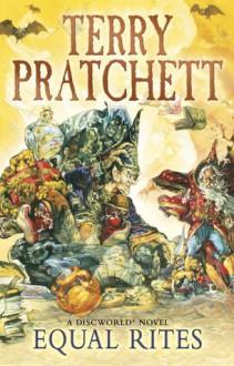 Equal Rites - Terry Pratchett
