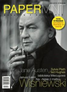 PAPERmint, nr 3-4 (7), marzec 2012 - Dagny Kurdwanowska, Redakcja pisma PAPERmint