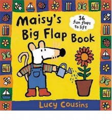 Maisy's Big Flap Book - Lucy Cousins