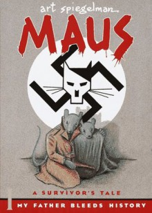 Maus I and II (boxed set) - Art Spiegelman
