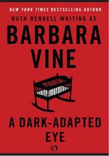 A Dark-Adapted Eye (Plume) - Barbara Vine,Ruth Rendell