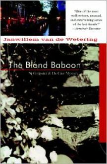 The Blond Baboon - Janwillem van de Wetering