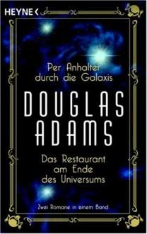 Per Anhalter ins All: keine Panik - Douglas Adams
