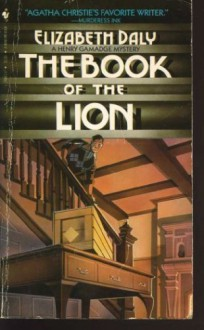 The Book of the Lion: Henry Gamadge #13 - Elizabeth Daly