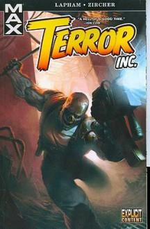 Terror, Inc. - David Lapham, Patrick Zircher