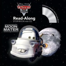 Moon Mater [With Paperback Book] - David Jeremiah, Keith Ferguson, Larry the Cable Guy