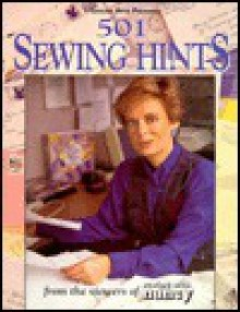 501 Sewing Hints: From the Viewers of Sewing with Nancy - Nancy Zieman, Lois Martin, Linda Baltzell Wright