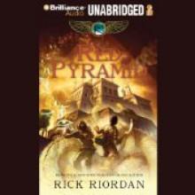 The Red Pyramid - Rick Riordan,Kevin R. Free,Katherine Kellgren