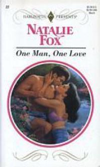 One Man, One Love - Natalie Fox