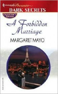 A Forbidden Marriage - Margaret Mayo