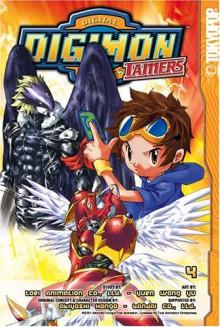 Digimon Tamers, Vol. 4 - Yuen Wong Yu, Akiyoshi Hongo