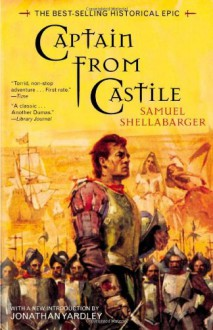 Captain From Castile - Samuel Shellabarger