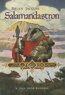 Salamandastron - Brian Jacques,Gary Chalk