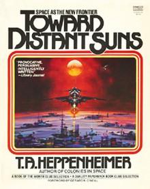 Toward Distant Suns - T.A. Heppenheimer