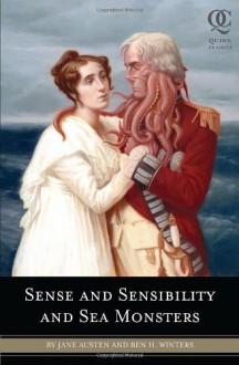 Sense and Sensibility and Sea Monsters - Jane Austen