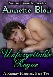 Unforgettable Rogue (Rogues Club, #2) - Annette Blair