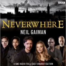Neverwhere - Neil Gaiman,Benedict Cumberbatch