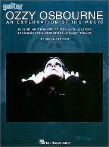 Guitar School Presents Ozzy Osbourne - Albert Malotte