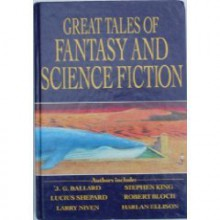 Great Tales of Fantasy and Science Fiction - Walter Tevis