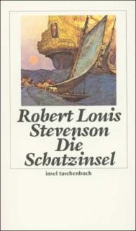 Die Schatzinsel - Robert Louis Stevenson