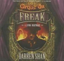 Cirque Du Freak: Living Nightmare - Darren Shan