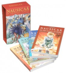 Nausicaä of the Valley of Wind: Perfect Collection Boxed Set - Hayao Miyazaki