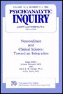 Psychoanalytic Inquiry - Andrew Schwartz, Arhur Malin, David Cooper