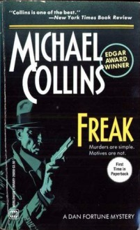 Freak (Dan Fortune, #11) - Michael Collins