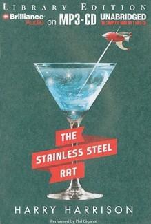 The Stainless Steel Rat - Harry Harrison