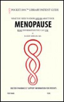 Menopause - Randy J. Shields