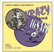 Krazy and Ignatz vol. 1 1921 - George Herriman