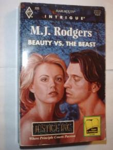 Beauty vs the Beast - M.J. Rodgers