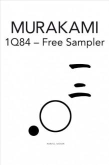 1Q84 Sampler - Haruki Murakami