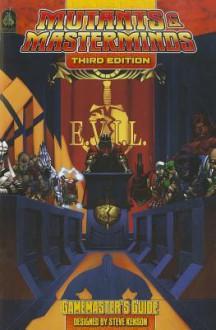 Mutants & Masterminds RPG: Gamemaster's Guide - Chris Stevens, UDON