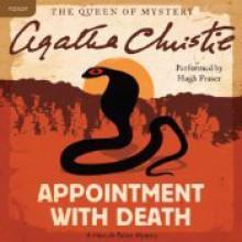 Appointment with Death (Hercule Poirot, #19) - Hugh Fraser, Agatha Christie