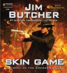 Skin Game - James Marsters, Jim Butcher