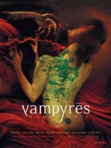 Vampyres sable noir, Tome 2 - Caryl Férey, Alcante, Philippe Thirault, Jean-Paul Krassinsky, Dave McKean