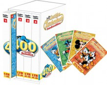 LTB Lustiges Taschenbuch 400 Sondereditionsbox (4 Bände im Schuber) - Walt Disney Company