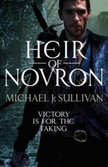 Heir of Novron (The Riyria Revelations, #5-6) - Michael J. Sullivan