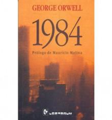 1984 - Thomas Pynchon, Miguel Temprano García, George Orwell